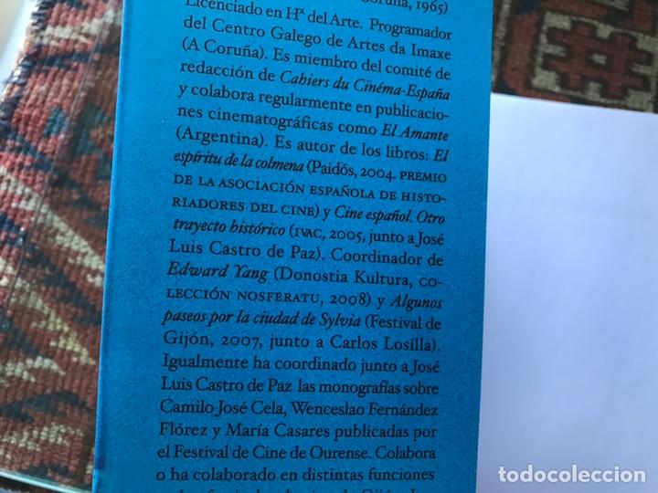 Libros de segunda mano: Nuevo cine argentino 1909-2008. Jaime Pena (ed). Como nuevo. - Foto 3 - 165648692