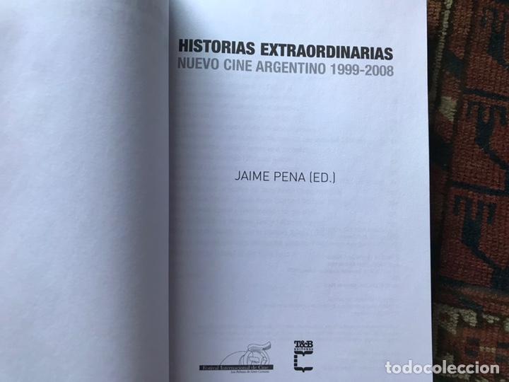 Libros de segunda mano: Nuevo cine argentino 1909-2008. Jaime Pena (ed). Como nuevo. - Foto 4 - 165648692