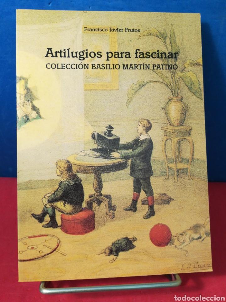 ARTILUGIOS PARA FASCINAR - COLECCIÓN BASILIO MARTÍN PATINO - FCO JAVIER FRUTOS - FILMOTECA CYL, 1993 (Libros de Segunda Mano - Bellas artes, ocio y coleccionismo - Cine)