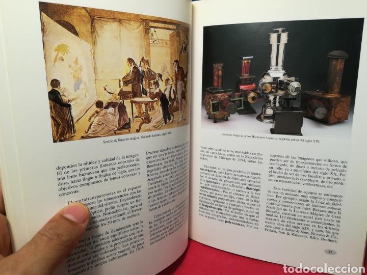 Libros de segunda mano: Artilugios para fascinar - Colección Basilio Martín Patino - Fco Javier Frutos - Filmoteca CyL, 1993 - Foto 5 - 165726734