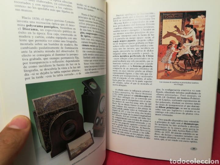 Libros de segunda mano: Artilugios para fascinar - Colección Basilio Martín Patino - Fco Javier Frutos - Filmoteca CyL, 1993 - Foto 6 - 165726734