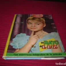 Libros de segunda mano: LIBRO MARISOL .UN RAYO DE LUZ.EDITORIAL FELICIDAD.AÑO 1961. Lote 165730750