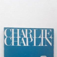 Libros de segunda mano: CHARLIE CHAPLIN - BAZIN ANDRE. Lote 165901198