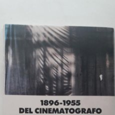 Libros de segunda mano: 1896 1955. DEL CINEMATOGRAFO AL CINEMASCOPE - BERNARDO SÁNCHEZ. Lote 165979930