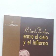Livres d'occasion: RICHARD FLEISCHER, ENTRE EL CIELO Y EL INFIERNO - VV.AA. Lote 165982394