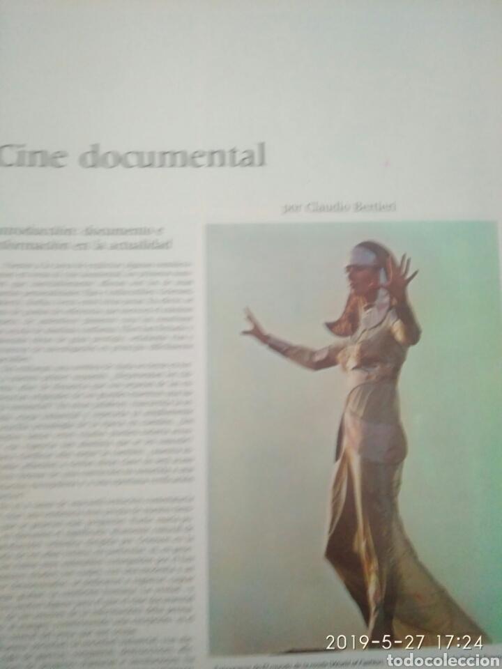 Libros de segunda mano: EL CINE BURULAN ENCICLOPEDIA 7 ARTE CINE DOCUMENTAL TOMO 7. 12 fascículos para encuadernar ver fo - Foto 2 - 166000248