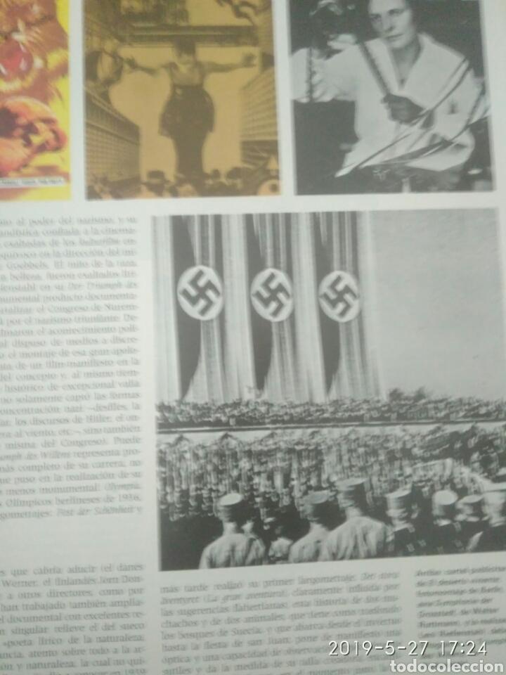 Libros de segunda mano: EL CINE BURULAN ENCICLOPEDIA 7 ARTE CINE DOCUMENTAL TOMO 7. 12 fascículos para encuadernar ver fo - Foto 3 - 166000248