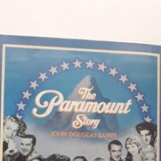 Libros de segunda mano: THE PARAMOUNT STORY. THE COMPLETE HISTORY OF THE STUDIO AND ITS 2,805 FILMS - JOHN DOUGLAS EAMES. Lote 166064258