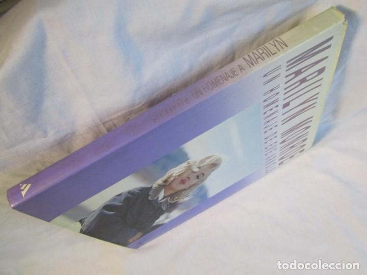 Libros de segunda mano: Marilyn Monroe, Un homenaje de Eve Arnold, Mondadori 1987 - Foto 3 - 166321874