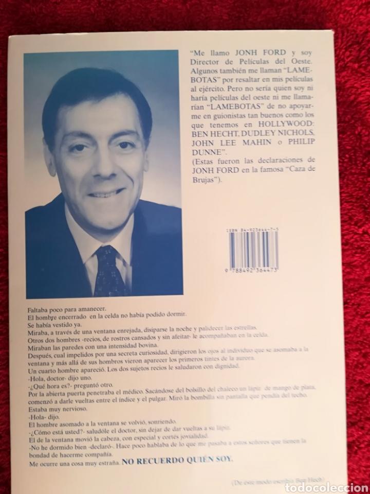 Libros de segunda mano: Ben Hecht el guionista más fuerte e independiente de Hollywood Juan Julio de Abajo de Pablos - Foto 3 - 166507678