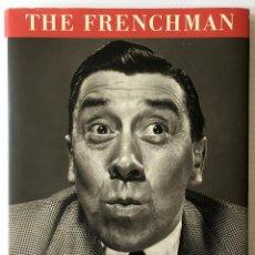 Libros de segunda mano: THE FRENCHMAN. PHILIPPE HALSMAN. TASCHEN. 2005. CINE. ENTREVISTAS.. Lote 166668342