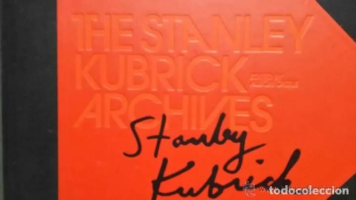 ARCHIVOS DE STANLEY KUBRICK / EDICIÓN TASCHEN (Libros de Segunda Mano - Bellas artes, ocio y coleccionismo - Cine)