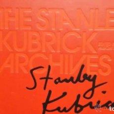 Libros de segunda mano: ARCHIVOS DE STANLEY KUBRICK / EDICIÓN TASCHEN. Lote 167224152