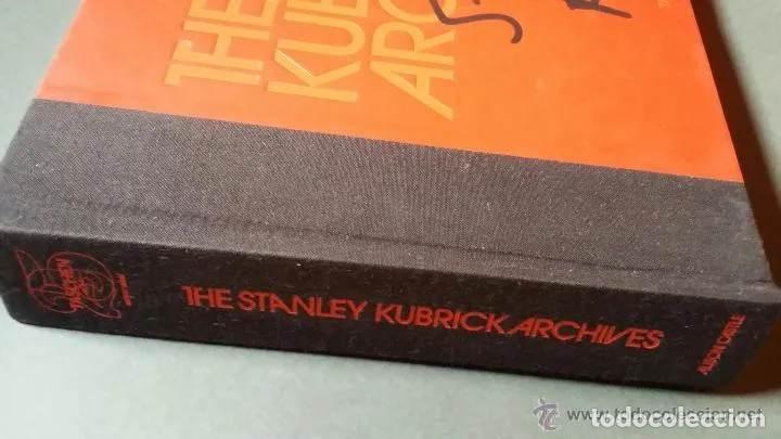 Libros de segunda mano: ARCHIVOS DE STANLEY KUBRICK / edición Taschen - Foto 3 - 167224152