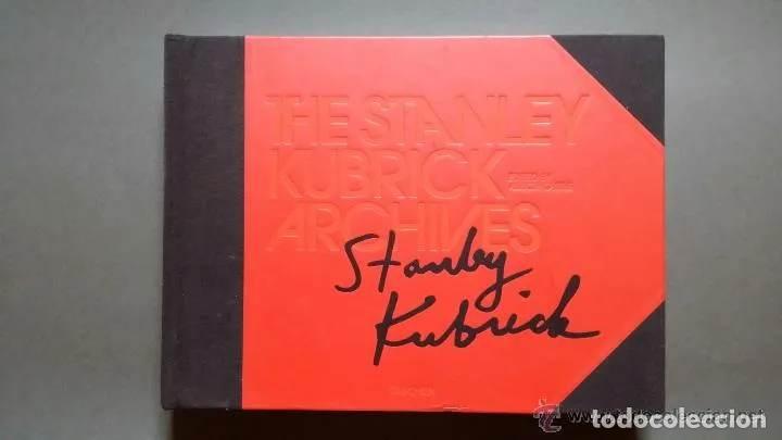 Libros de segunda mano: ARCHIVOS DE STANLEY KUBRICK / edición Taschen - Foto 2 - 167224152