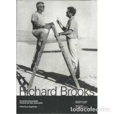 Libri di seconda mano: RICHARD BROOKS - CASAS, QUIM/ IRIARTE, ANA CRISTINA. Lote 167411790