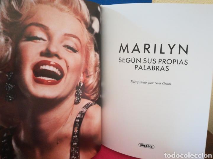 Libros de segunda mano: Marilyn Monroe según sus propias palabras - Neil Grant - Susaeta, 1991 - Foto 4 - 167526404