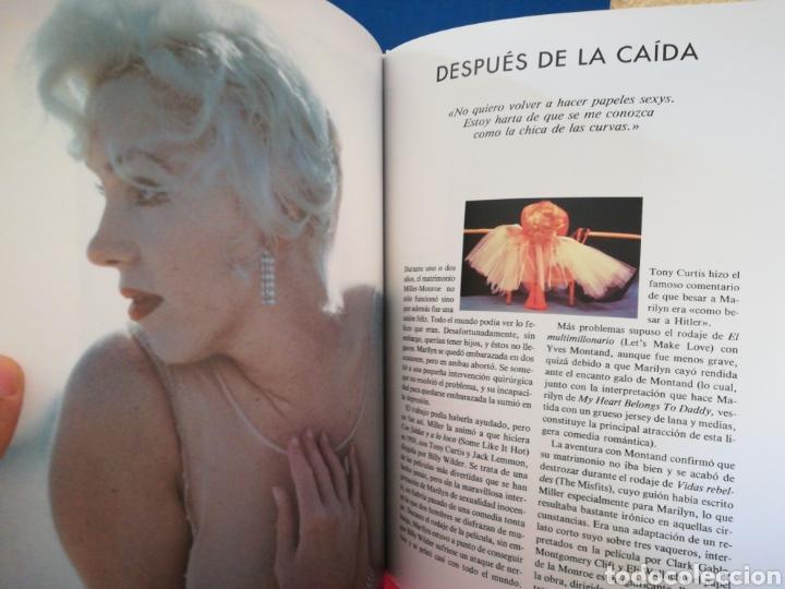 Libros de segunda mano: Marilyn Monroe según sus propias palabras - Neil Grant - Susaeta, 1991 - Foto 7 - 167526404
