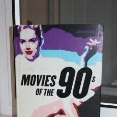 Libros de segunda mano: MOVIES OF THE 90,S, JURGEN MULLER. PELICULAS DE LOS AÑOS 90. UN LUJAZO. COMO NUEVO. Lote 167625120