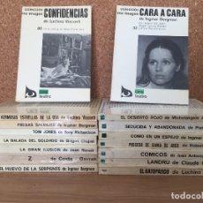 Libros de segunda mano: COLECCION VOZ IMAGEN Nº 8 - PROCESO DE JUANA DE ARCO DE ROBERT BRESSON - ED. AYMA - GCH . Lote 167668096