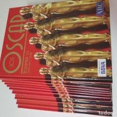Libros de segunda mano: LOS OSCAR (COLECCIÓN COMPLETA DE 10 TOMOS EDITADOS POR ABC) MUY BUENA COLECCIÓN EN TAPAS DURAS. Lote 167885044