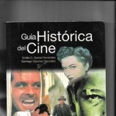 Libros de segunda mano: GUÍA HISTÓRICA DEL CINE AÑO 2002 CONTIENE 594 PÁGINAS 1895 - 2001 DE LOS PREMIOS Y LOS OSCAR. Lote 168019196