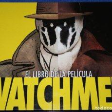 Libros de segunda mano: WATCHMEN - EL LIBRO DE LA PELÍCULA - NORMA EDITORIAL (2009). Lote 168316312