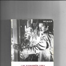 Libros de segunda mano: TRAVELLING POR EL CINE CONTEPORANEO, AÑO 1981 CONTIENE 286 PÁGINAS DE J. M. CAPARRÓS LERA EDIT RIALP. Lote 168536924
