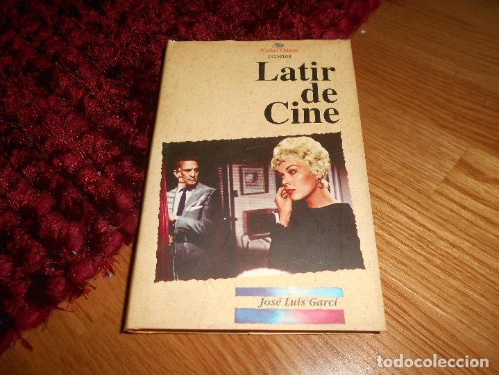 LATIR DE CINE - GARCI, JOSÉ LUIS GARCI NICKEL ODEON 1998 MUY BUEN ESTADO (Libros de Segunda Mano - Bellas artes, ocio y coleccionismo - Cine)