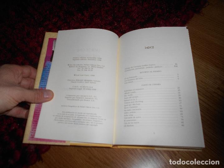 Libros de segunda mano: LATIR DE CINE - GARCI, José Luis GARCI NICKEL ODEON 1998 MUY BUEN ESTADO - Foto 2 - 168545312