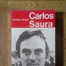 Libros de segunda mano: ENRIQUE BRASÓ - CARLOS SAURA. Lote 168545880