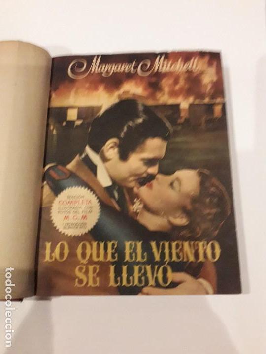 Libros de segunda mano: LO QUE EL VIENTO SE LLEVÓ. 1949.EDITORIAL AYMA - Foto 3 - 168626160