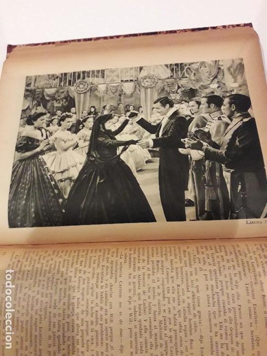 Libros de segunda mano: LO QUE EL VIENTO SE LLEVÓ. 1949.EDITORIAL AYMA - Foto 10 - 168626160