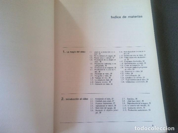 Libros de segunda mano: Manual de Producción de Video Gerald Millerson - Foto 5 - 168844596