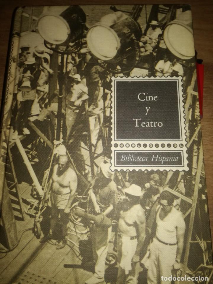 CINE Y TREATO. (Libros de Segunda Mano - Bellas artes, ocio y coleccionismo - Cine)