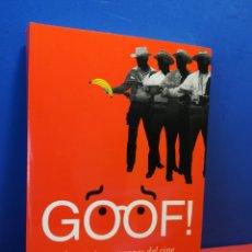 Libros de segunda mano: GOOF! LOS MEJORES GAZAPOS DEL CINE - VÍCTOR ARRIBAS - ESPASA, 2017. Lote 169440733