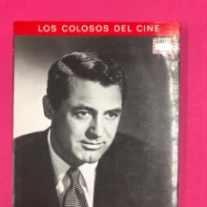 Libros de segunda mano: CARY GRANT - M.J. PAYAN - LOS COLOSOS DEL CINE - CINEMA CLUB COLLECTION 1ªEDICION 1990. Lote 169455981
