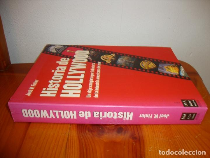 Libros de segunda mano: HISTORIA DE HOLLYWOOD - JOEL W. FINLER - MA NON TROPPO, MUY BUEN ESTADO - Foto 2 - 169571944