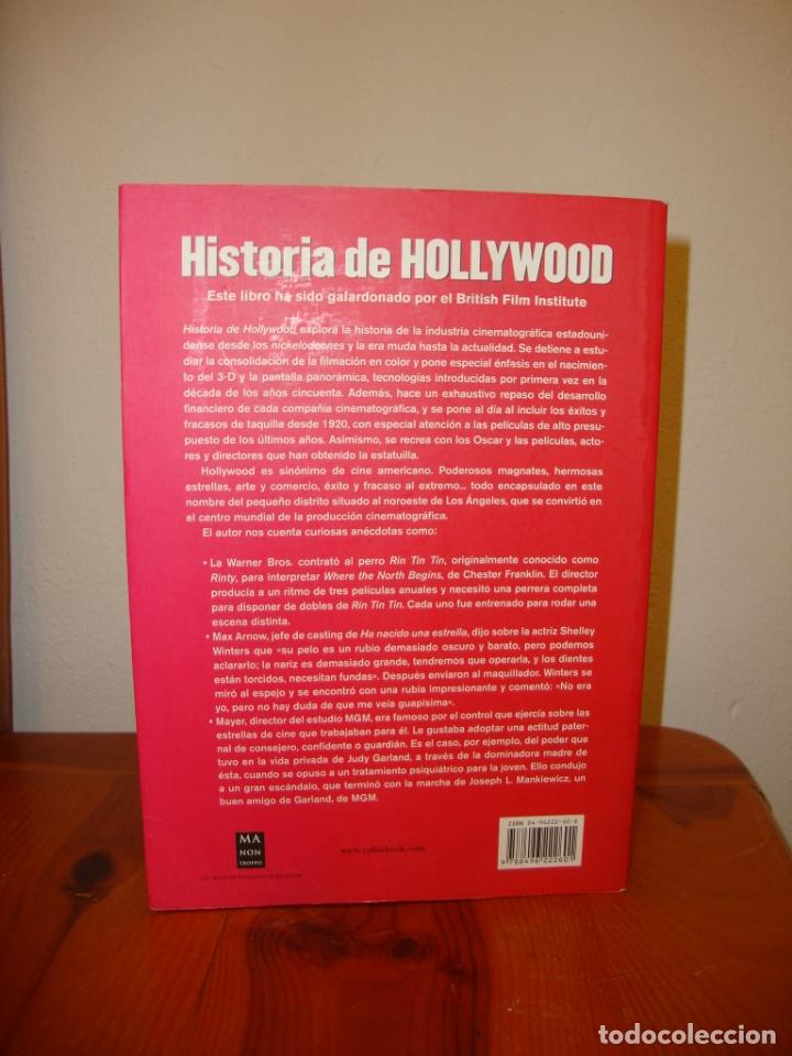 Libros de segunda mano: HISTORIA DE HOLLYWOOD - JOEL W. FINLER - MA NON TROPPO, MUY BUEN ESTADO - Foto 3 - 169571944