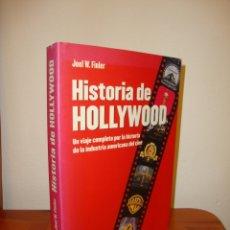 Libros de segunda mano: HISTORIA DE HOLLYWOOD - JOEL W. FINLER - MA NON TROPPO, MUY BUEN ESTADO. Lote 169571944