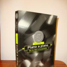 Libros de segunda mano: DIRECCIÓN 1. PLANO A PLANO. DE LA IDEA A LA PANTALLA - STEVEN D. KATZ - PLOT EDICIONES, RARO. Lote 169572640