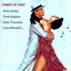 Libros de segunda mano: ¿ SABES DE CINE?. CIENE MUSICAL. ADOLFO PEREZ. EDICIONES MASTERS. 2004.. Lote 169652096