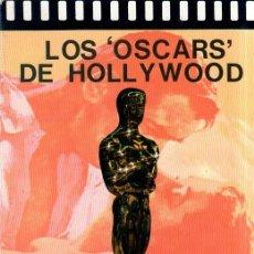 Libros de segunda mano: LOS OSCARS DE HOLLYWOOD. EDICIONES JC. 1986.. Lote 169652268
