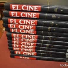 Libros de segunda mano: EL CINE ENCICLOPEDIA SALVAT . 11 TOMOS MÁS TOMO CARTELES - ENM. Lote 169717200
