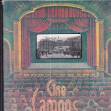 Libros de segunda mano: CINE CAMPOS ELÍSEOS ( GIJÓN ). Lote 170081392