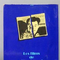 Libros de segunda mano: LOS FILMS DE STAN LAUREL Y OLIVER HARDY. Lote 170374620