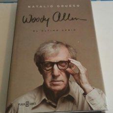 Libros de segunda mano: WOODY ALLEN. NATALIO GRUESO. Lote 170510864