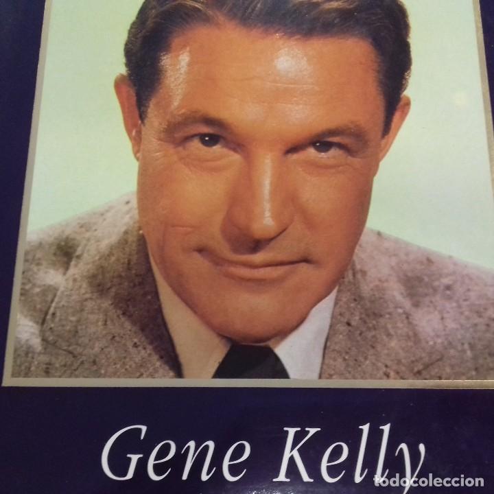 GENE KELLY LAS GRANDES ESTRELLAS DE HOLLYWOOD (Libros de Segunda Mano - Bellas artes, ocio y coleccionismo - Cine)