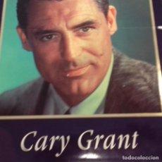 Libros de segunda mano: CARY GRANT LAS GRANDES ESTRELLAS DE HOLLYWOOD. Lote 170687315