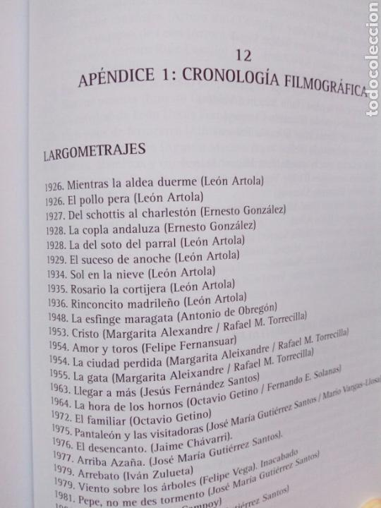Libros de segunda mano: EL CINE LEONES, UN ESTUDIO (2005, Instituto Leonés de Cultura) - Juan Manuel Alvarez Benito ( León - Foto 9 - 170899470